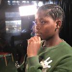 Zambian filmmakers attending the Masterclass taught  by Christian Epps, of Lights, Camera, Diaspora!